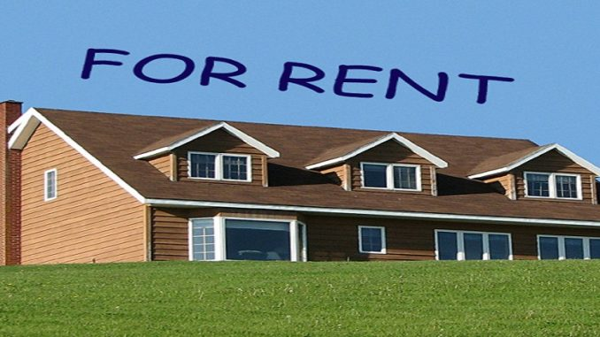 for house rent